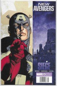 New Avengers (vol. 1, 2005) #61 FN (Siege) Bendis/Immonen/Acuna, Spider-Woman