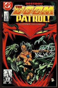 Doom Patrol #2  (Nov 1987, DC)  8.0 VF