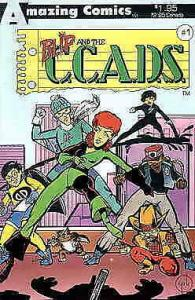 Blip and the C.C.A.D.S. #1 FN; Amazing | save on shipping - details inside
