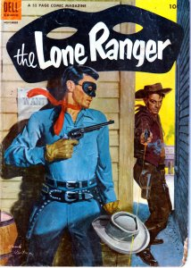 The Lone Ranger(Dell) # 65
