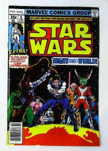 Star Wars (1977 series) #8, NM- (Actual scan)
