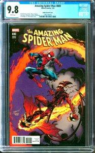 Amazing Spider-Man #800 CGC Graded 9.8