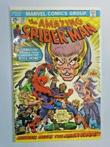 Amazing Spider-Man #138 1st Series 5.5 (1974)