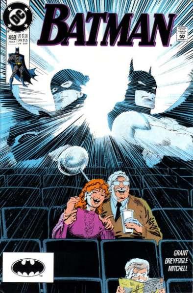 Batman (1940 series) #459, VF (Stock photo)