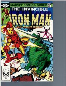 Iron Man #159 (1982)