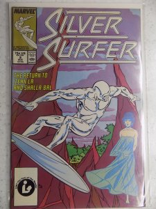 SILVER SURFER # 2