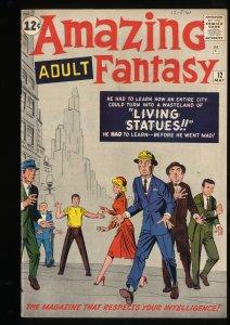 Amazing Adult Fantasy #12 FN/VF 7.0