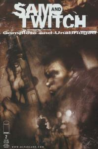 Sam and Twitch #2 VF/NM; Image | save on shipping - details inside