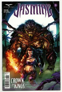 Jasmine Crown Of Kings #3 Cvr B (Zenescope, 2018) VF/NM