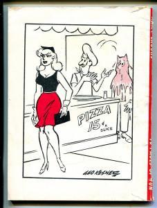 Army Laughs 2/1961-military cartoons, jokes, comic strips-O