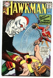 Hawkman #18 Adam Strange appears DC comic book FN+