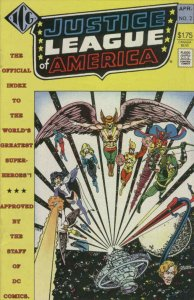 Official Justice League of America Index, The #2 FN; ICG | save on shipping - de
