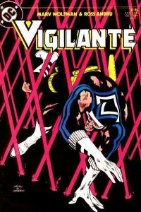 Vigilante (1983 series) #11, VF+ (Stock photo)