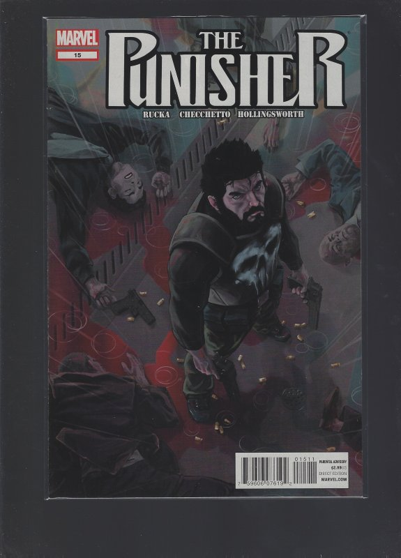 The Punisher #15 (2012)