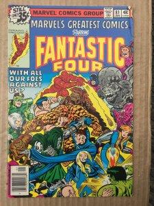 Marvel's Greatest Comics #70