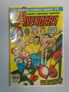 Avengers #117 4.0 VG (1973 1st Series)