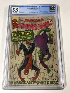 Amazing Spider-Man #6 CGC 5.5