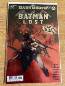 Batman: Lost #1 (2018) High Grade!