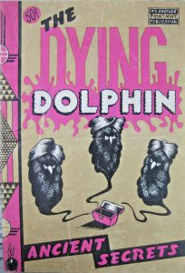 The Dying Dolphin Ancient Secrets 1970 The Dying Dolphin Bronze Age VG/FN 5.0