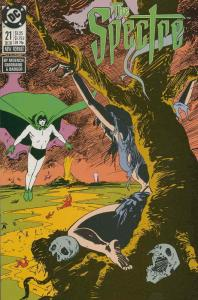 Spectre, The (2nd Series) #21 VF/NM; DC   save on shipping - details inside