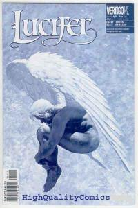 LUCIFER #40, Devil, NM+, Vertigo, Monsters, Peter Gross