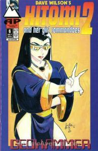 Hitomi 2 #6 VF/NM; Antarctic | save on shipping - details inside