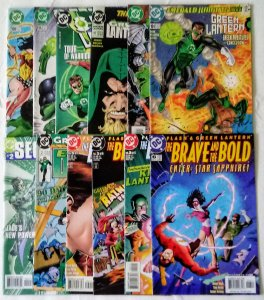 Green Lantern Comic book Lot of (12) DC Comics see more lots CL#00