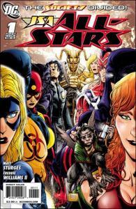 DC JSA ALL-STARS #1 VF/NM
