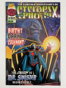 Further Adventures of Cyclops and Phoenix #1 VF Leon, Apocalypse, Mr. Sinister