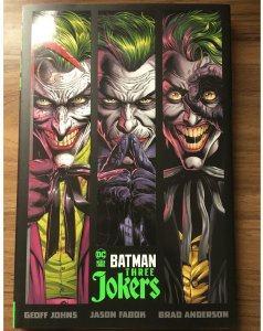 Batman: Three Jokers Hardcover Graphic Novel