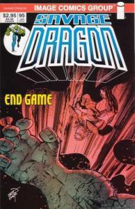 Savage Dragon (1993 series) #95, NM + (Stock photo)