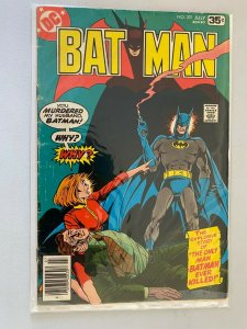 Batman #301 3.0 GD VG (1978)