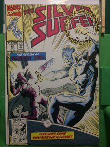 The Silver Surfer #60