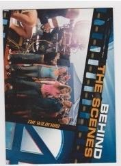 2005 Upper Deck Fantastic Four Movie THE WILDCARD #95