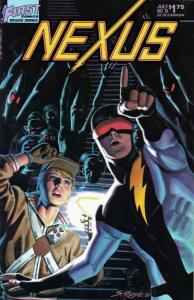 Nexus (Vol. 2) #10 VF/NM; Capital/First | save on shipping - details inside