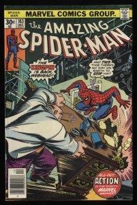 Amazing Spider-Man #163 NM- 9.2 Marvel Comics Spiderman Kingpin!