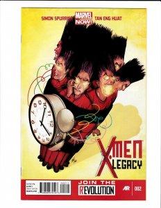 X-Men Legacy #2 Marvel 2013 VF 8.0 Mike Del Mundo cover