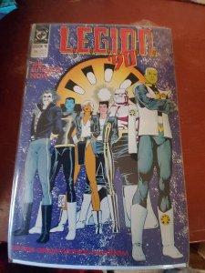 L.E.G.I.O.N. #11 (1990)