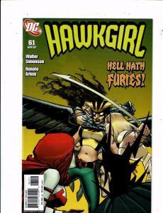 Lot Of 8 Hawkgirl DC Comic Books # 59 60 61 62 63 64 65 66 Hawkman Batman J212