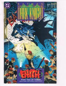 Batman Legends Of The Dark Knight #22 VF DC Comics Comic Book Morrison 1991 DE21