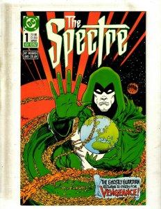 Lot of 12 The Spectre DC Comic Books #1 2 3 4 5 6 7 8 9 10 11 Annual #1 SB1