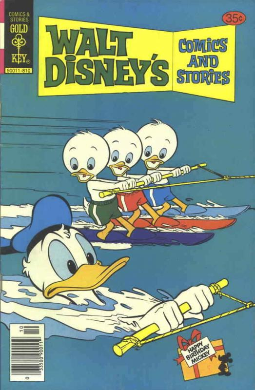 Walt Disney's Comics and Stories #457 VF/NM; Dell | save on shipping - details i