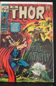 Thor #188 (1971)