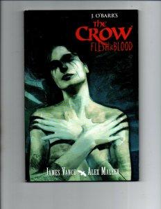 The Crow Flesh & Blood TPB - SC - Maleev - O'Barr - Dark Horse - 2004 - NM - OOP