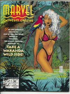 Marvel Swimsuit Special #1 1992-1st issue-Stan Lee-Mark Silvestri-GGA-FN