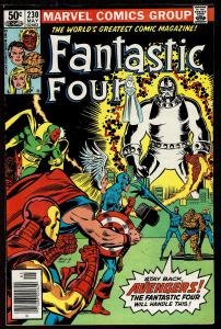 Fantastic Four #230 (May 1981, Marvel) 6.5 FN+