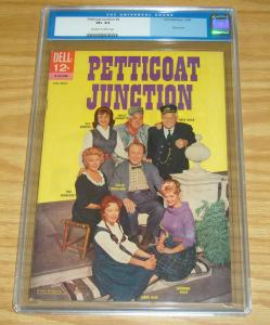 Petticoat Junction #2 CGC 8.5 silver age dell comics based on tv series 1965