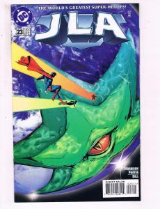 JLA #23 VF DC Comics Comic Book Morrison Wonder Woman Superman DE12