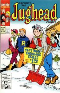 Archie's Pal Jughead Comics #56 VF/NM; Archie | save on shipping - details insid