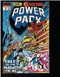 Power Pack #35 (Marvel, 1988)